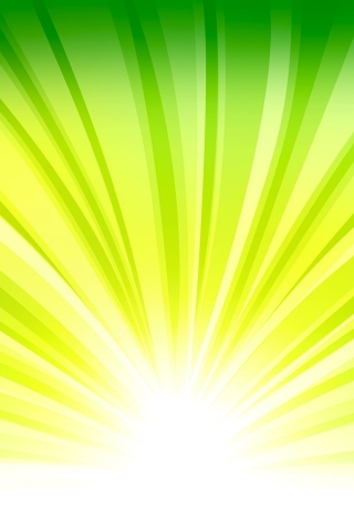 Green Explosion Wallpaper