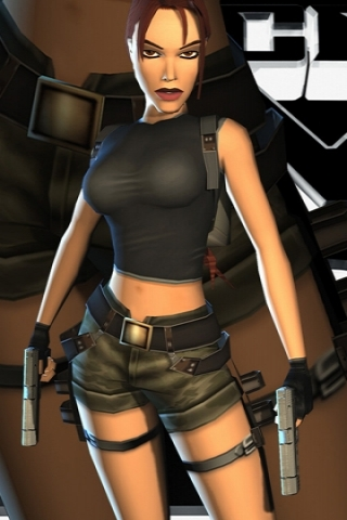 Lara Croft Wallpaper