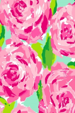 Pink Lilly Wallpaper