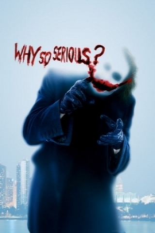 Why So Serious Joker Batman Wallpaper