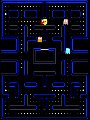 pacman wallpaper iphone blackberry