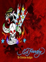 Red Ed Hardy